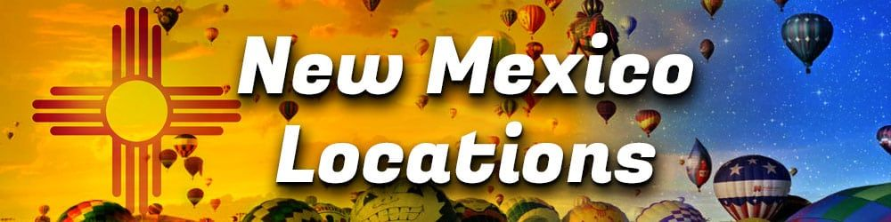 New Mexico Locations