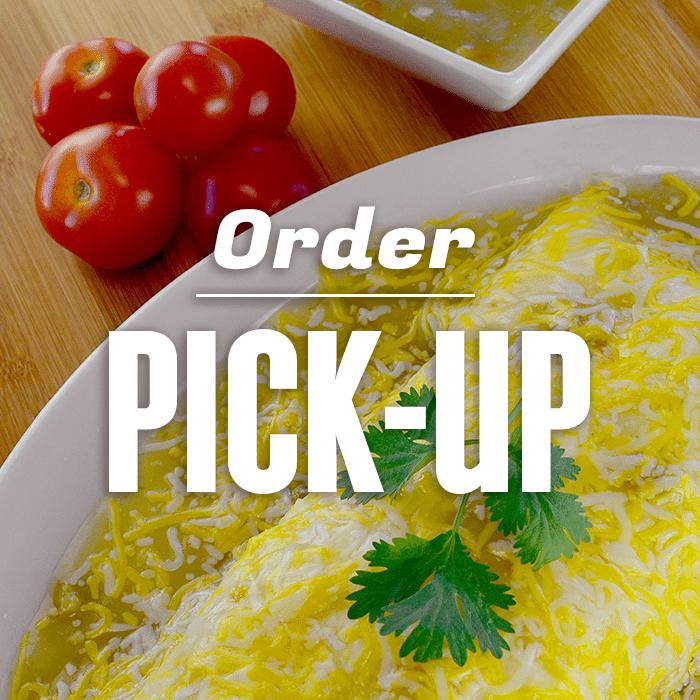 Order Pick-Up