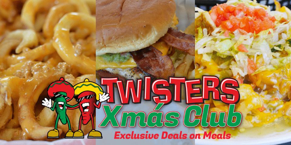 Twisters Xmas Club